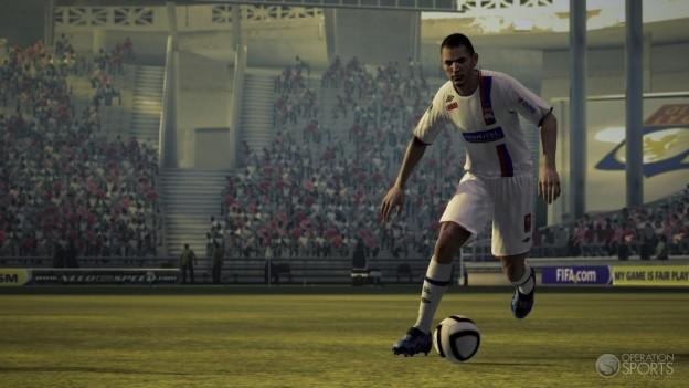 FIFA Soccer 09 Screenshot #9 for Xbox 360