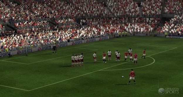 FIFA Soccer 09 Screenshot #12 for Xbox 360