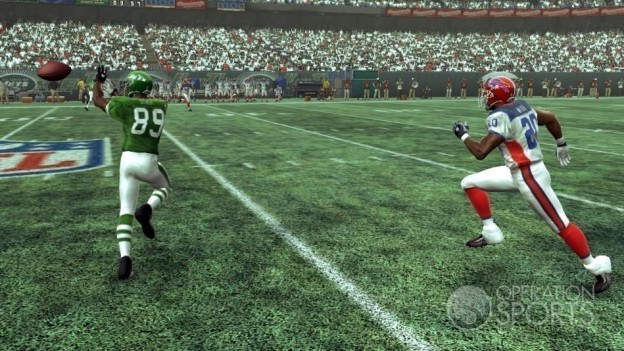 Madden NFL 09 Screenshot #539 for Xbox 360