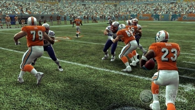 Madden NFL 09 Screenshot #541 for Xbox 360