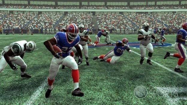 Madden NFL 09 Screenshot #542 for Xbox 360