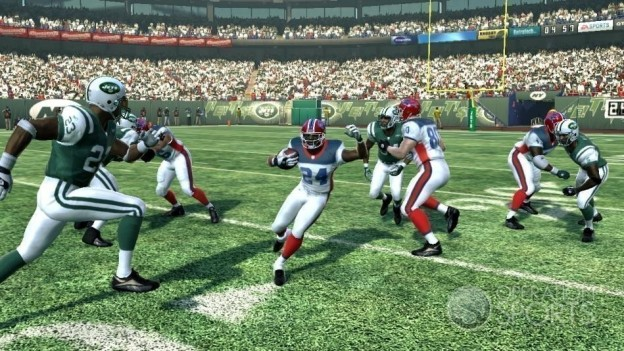 Madden NFL 09 Screenshot #545 for Xbox 360