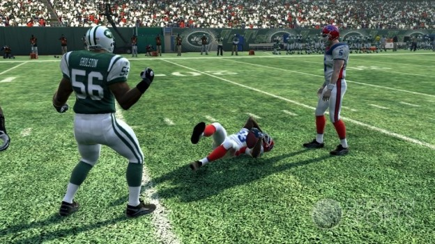 Madden NFL 09 Screenshot #549 for Xbox 360