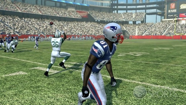 Madden NFL 09 Screenshot #551 for Xbox 360