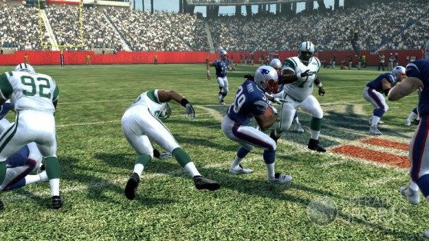 Madden NFL 09 Screenshot #552 for Xbox 360