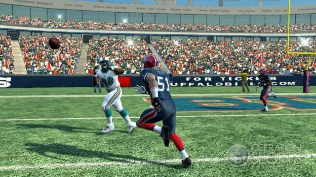 Madden NFL 09 Screenshot #555 for Xbox 360