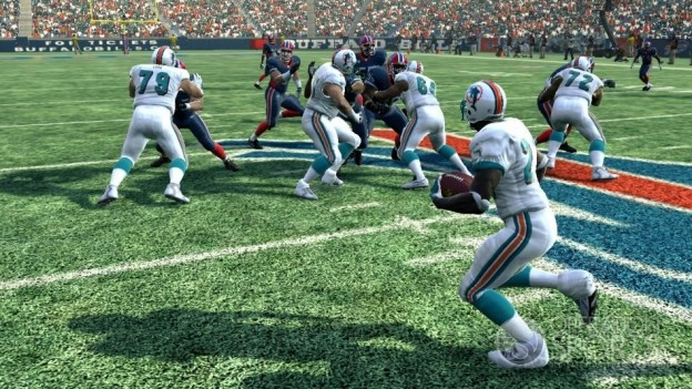 Madden NFL 09 Screenshot #556 for Xbox 360