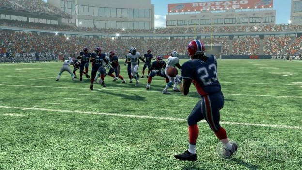 Madden NFL 09 Screenshot #559 for Xbox 360