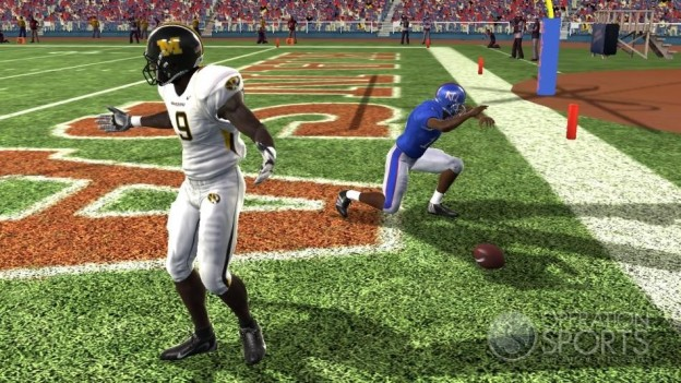 NCAA Football 09 Screenshot #1197 for Xbox 360