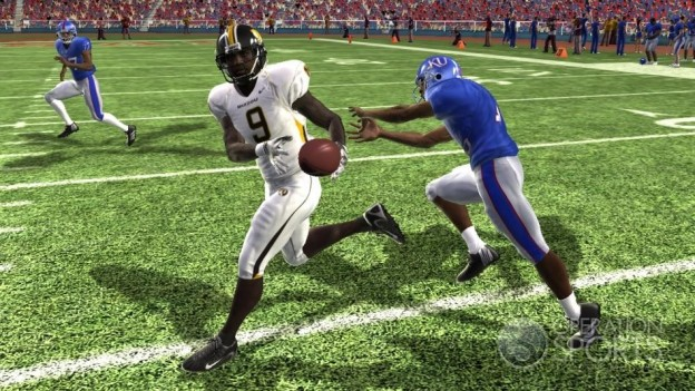 NCAA Football 09 Screenshot #1198 for Xbox 360