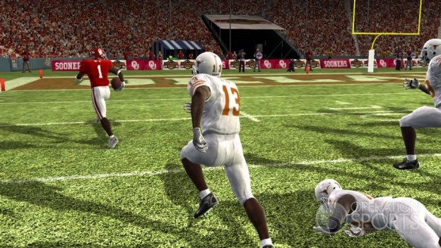 NCAA Football 09 Screenshot #1201 for Xbox 360