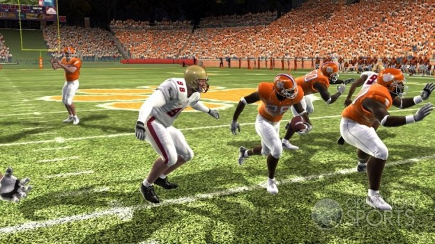 NCAA Football 09 Screenshot #1203 for Xbox 360