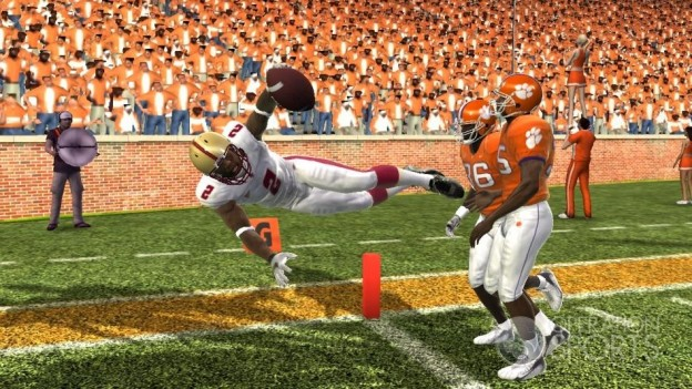 NCAA Football 09 Screenshot #1205 for Xbox 360