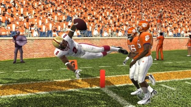 NCAA Football 09 Screenshot #1205 for Xbox 360