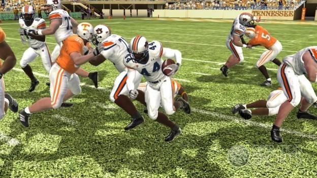 NCAA Football 09 Screenshot #1206 for Xbox 360