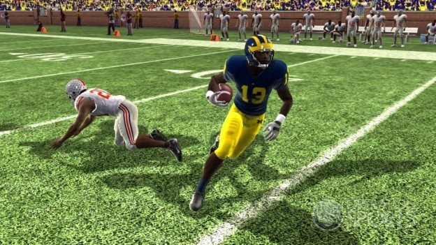 NCAA Football 09 Screenshot #1208 for Xbox 360