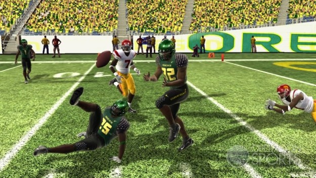 NCAA Football 09 Screenshot #1210 for Xbox 360