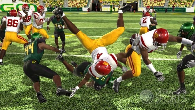 NCAA Football 09 Screenshot #1211 for Xbox 360