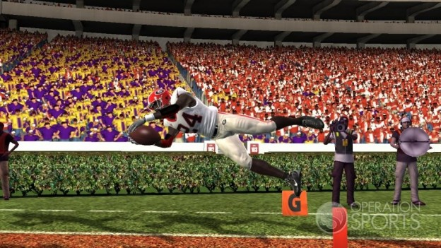 NCAA Football 09 Screenshot #1213 for Xbox 360