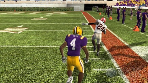 NCAA Football 09 Screenshot #1214 for Xbox 360