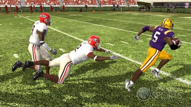 NCAA Football 09 Screenshot #1215 for Xbox 360
