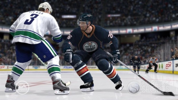 NHL 09 Screenshot #14 for Xbox 360