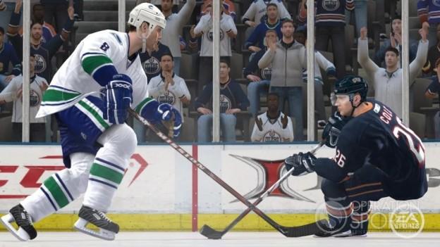 NHL 09 Screenshot #15 for Xbox 360