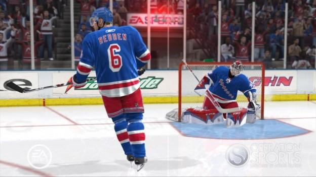 NHL 09 Screenshot #19 for Xbox 360