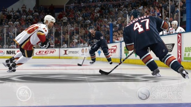 NHL 09 Screenshot #22 for Xbox 360