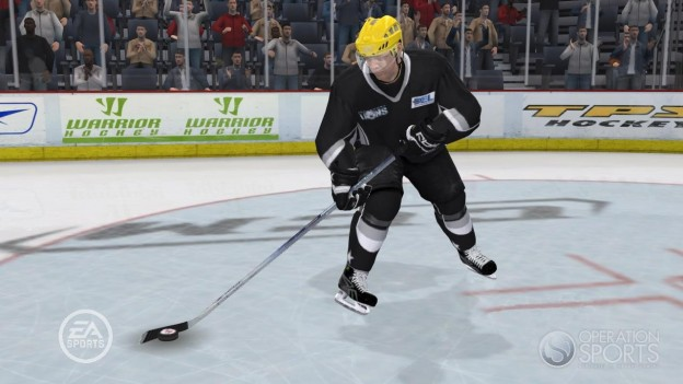 NHL 09 Screenshot #27 for Xbox 360
