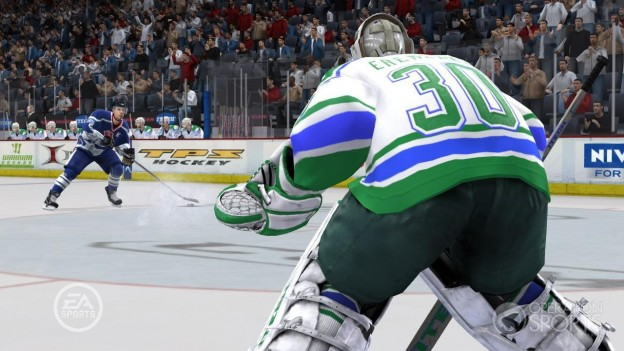 NHL 09 Screenshot #29 for Xbox 360