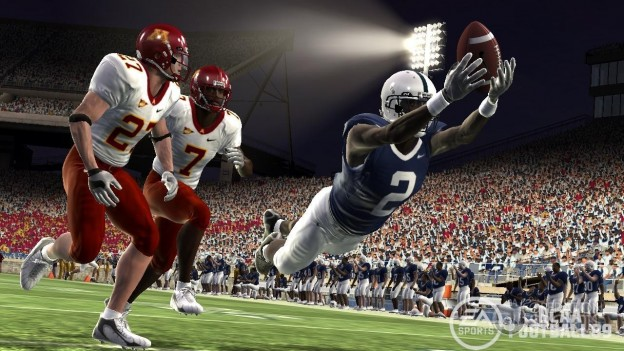 NCAA Football 09 Screenshot #12 for PS3