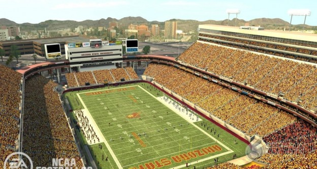 NCAA Football 09 Screenshot #13 for PS3