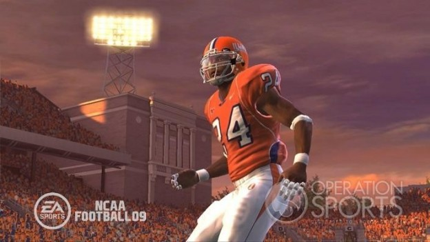 NCAA Football 09 Screenshot #14 for PS3
