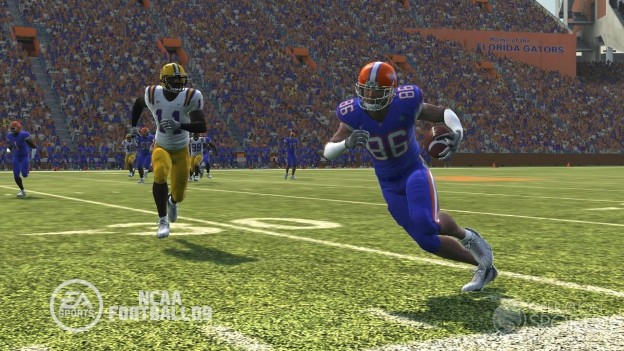 NCAA Football 09 Screenshot #1216 for Xbox 360