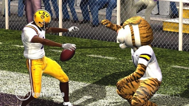 NCAA Football 09 Screenshot #1217 for Xbox 360
