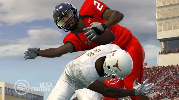 NCAA Football 09 Screenshot #1219 for Xbox 360