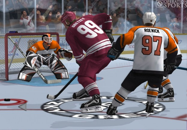 Gretzky NHL '06 Screenshot #2 for PS2