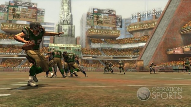 Blitz: The League II Screenshot #2 for Xbox 360
