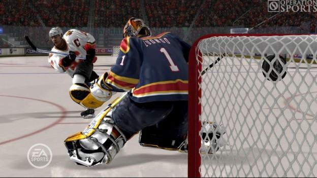 NHL 07 Screenshot #2 for Xbox 360