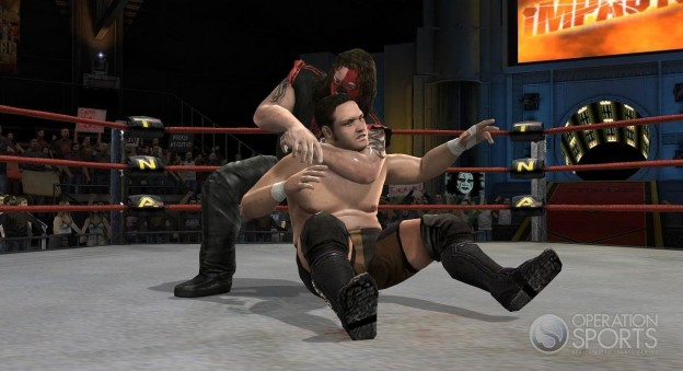 TNA iMPACT! Screenshot #17 for Xbox 360