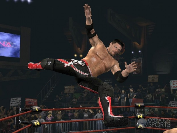 TNA iMPACT! Screenshot #18 for Xbox 360
