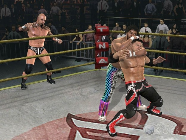 TNA iMPACT! Screenshot #19 for Xbox 360