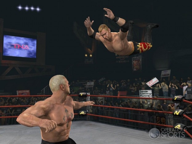 TNA iMPACT! Screenshot #21 for Xbox 360