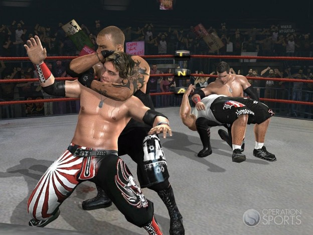 TNA iMPACT! Screenshot #22 for Xbox 360