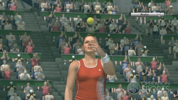 Smash Court Tennis 3 Screenshot #7 for Xbox 360