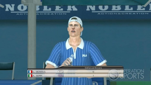 Smash Court Tennis 3 Screenshot #8 for Xbox 360