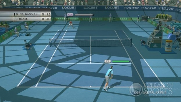 Smash Court Tennis 3 Screenshot #9 for Xbox 360
