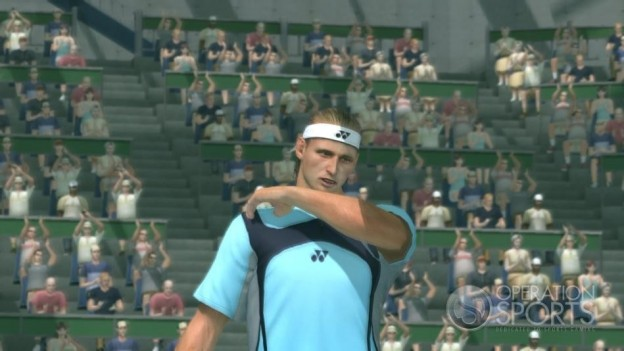 Smash Court Tennis 3 Screenshot #10 for Xbox 360
