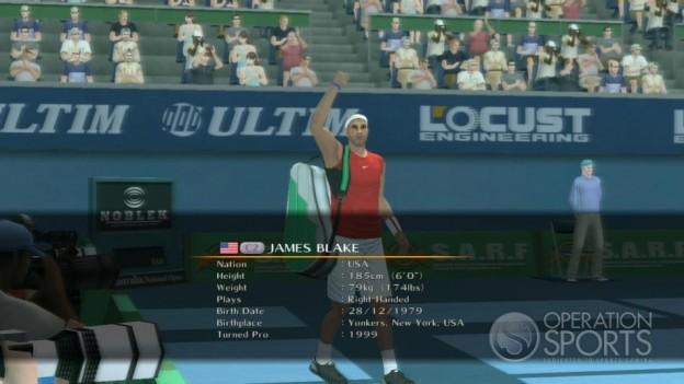 Smash Court Tennis 3 Screenshot #13 for Xbox 360